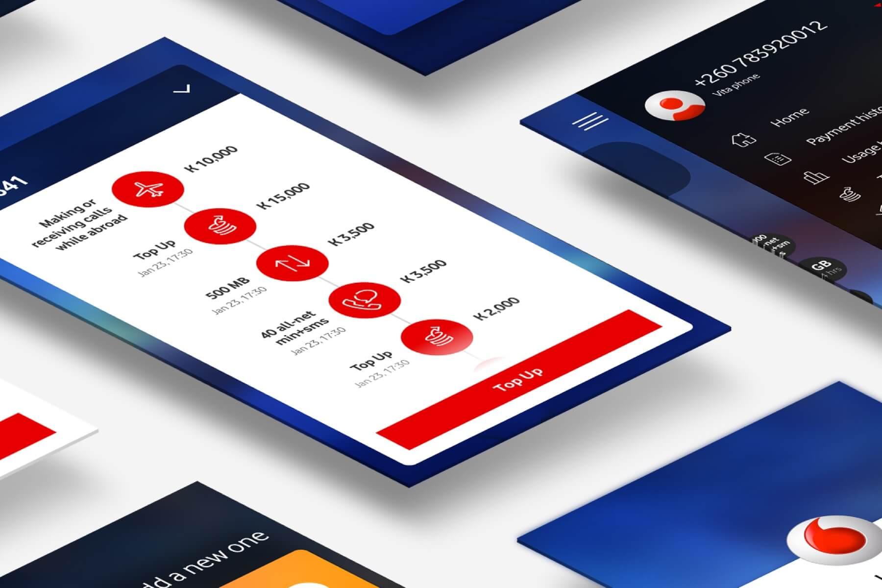 My Vodafone Zambia